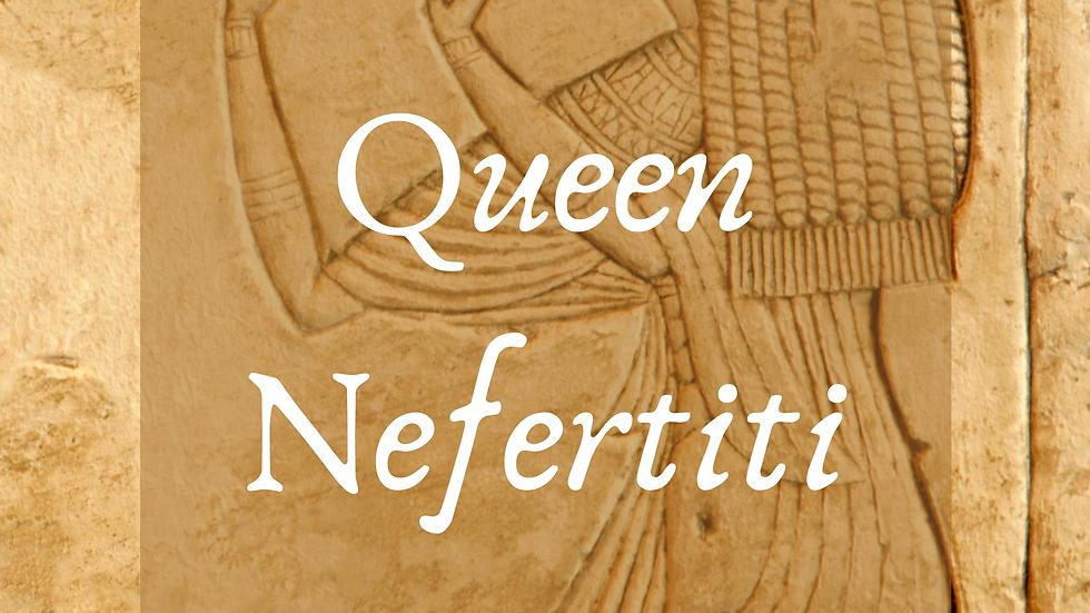 Queen Nefertiti Scented Salt