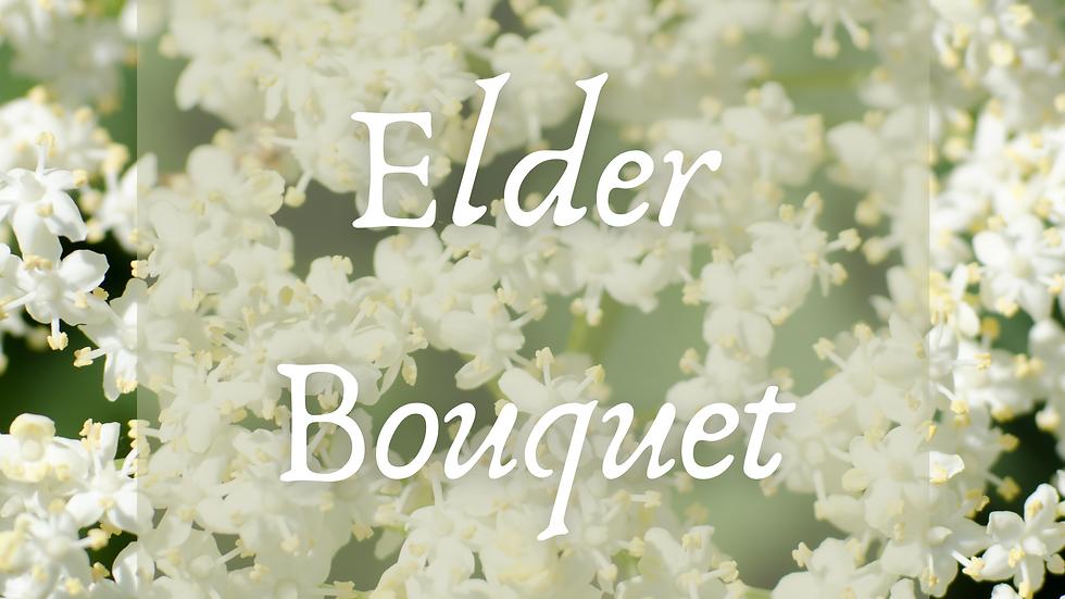 Elder Bouquet Scented Salt