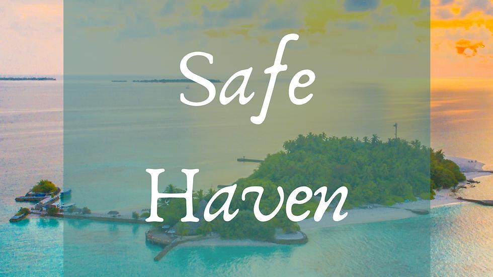 Safe Haven Scented Salt