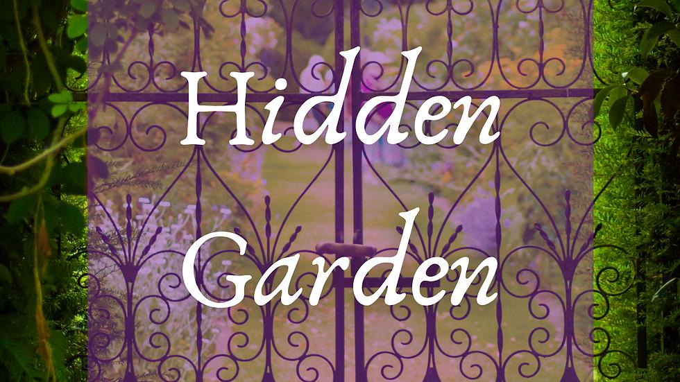 Hidden Garden Scented Salt