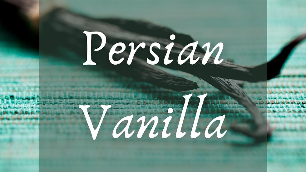 Persian Vanilla Scented Salt