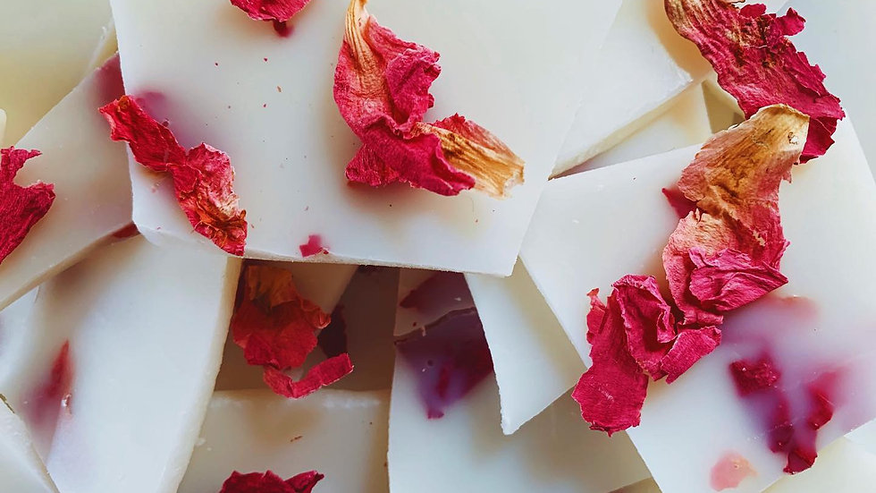 Peony with Oudh Wax Brittle