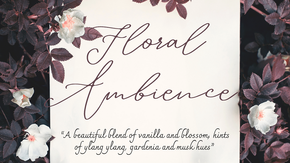No. 4 | Floral Ambience