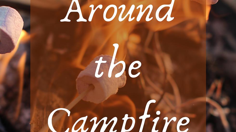 Around the Campfire Scented Salt