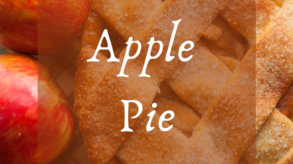 Apple Pie Scented Salt