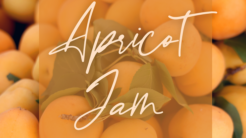 Apricot Jam Wax Brittle
