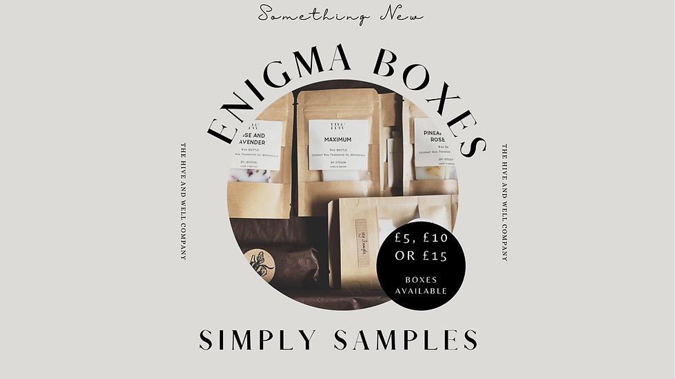 Enigma Brittle Boxes