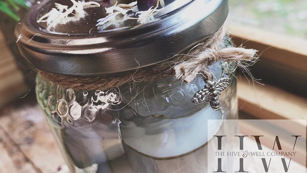 Vegan Tealight Jar