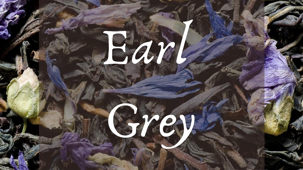 Earl Grey Scented Salt