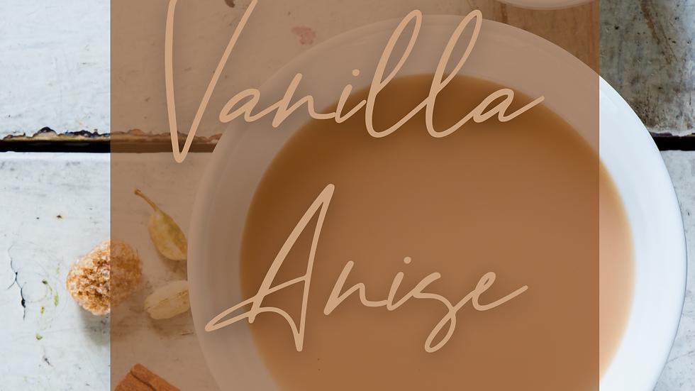 Vanilla Anise Wax Brittle