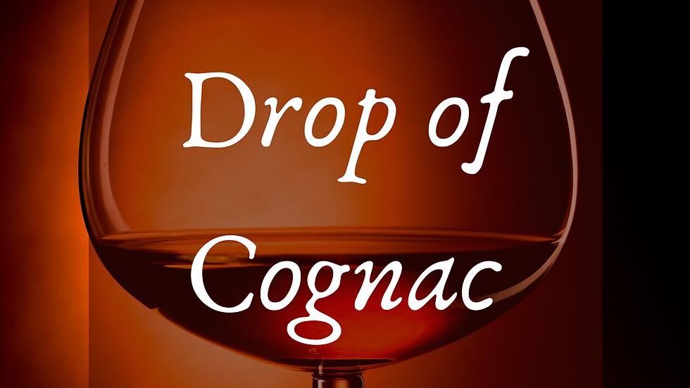Drop of Cognac Scented Salt