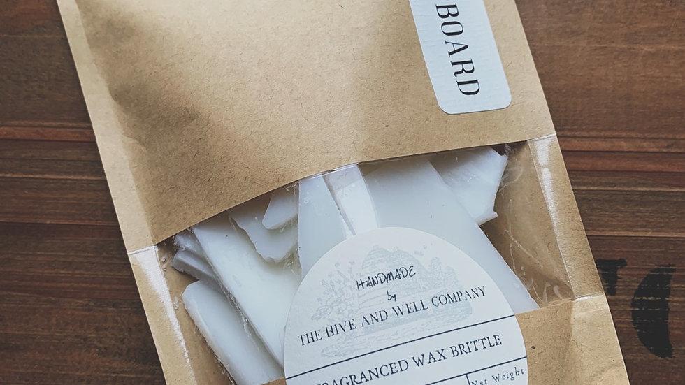 Linen Cupboard Wax Brittle