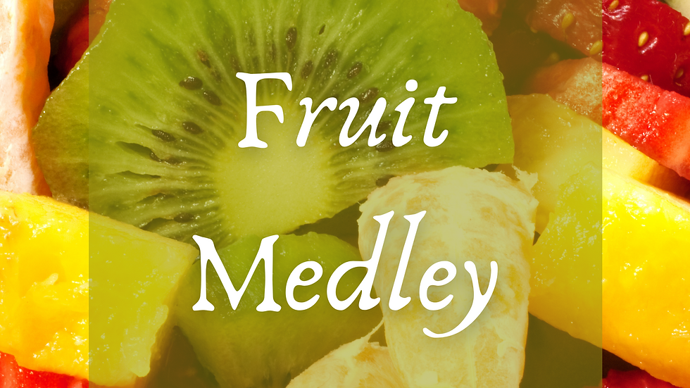 Fruit Medley Scented Salt