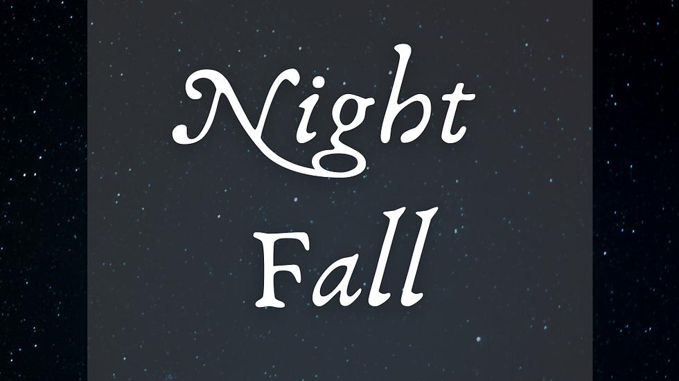 Night Fall Scented Salt