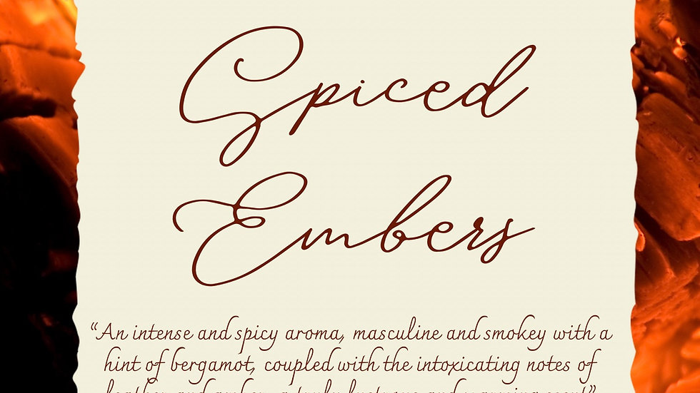 No. 2 | Spiced Embers