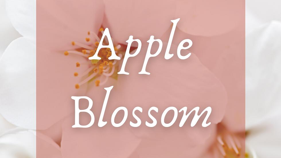 Apple Blossom Scented Salt