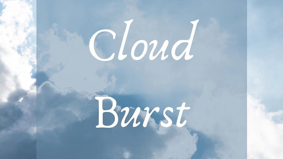 Cloud Burst Scented Salt
