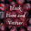 Thumbnail: Black Plum and Vetiver Scented Salt
