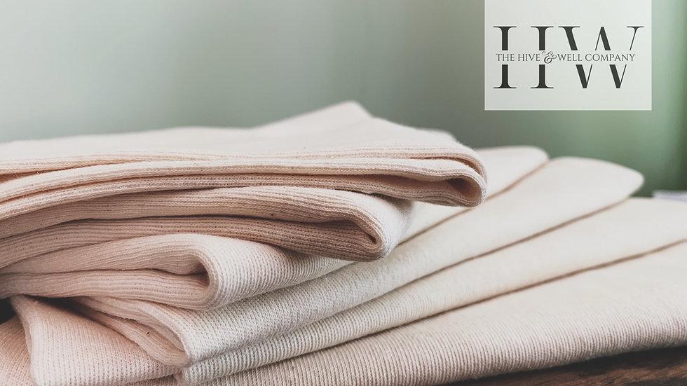 100% Cotton Polishing Cloths