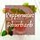 Thumbnail: Peppermint Rhubarb Scented Salt