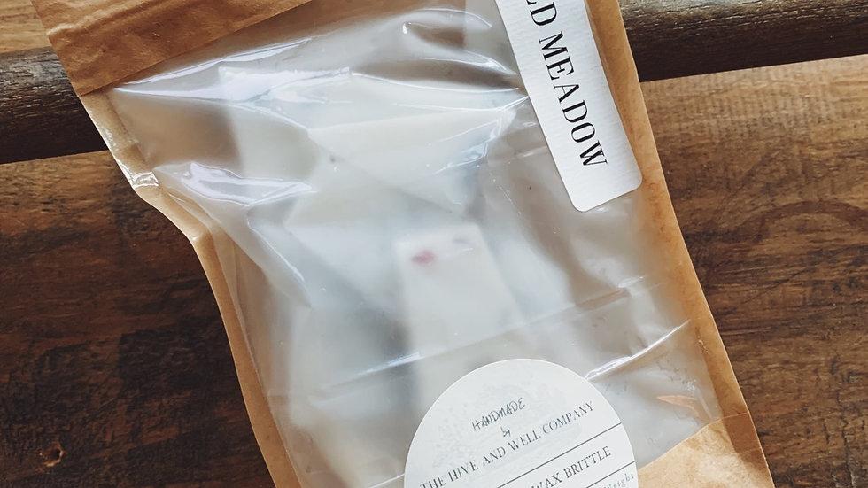 Wild Meadow Wax Brittle