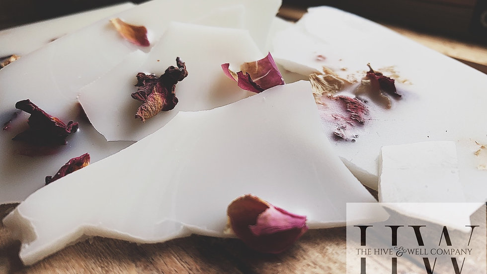 Rose in Wonderland Wax Brittle