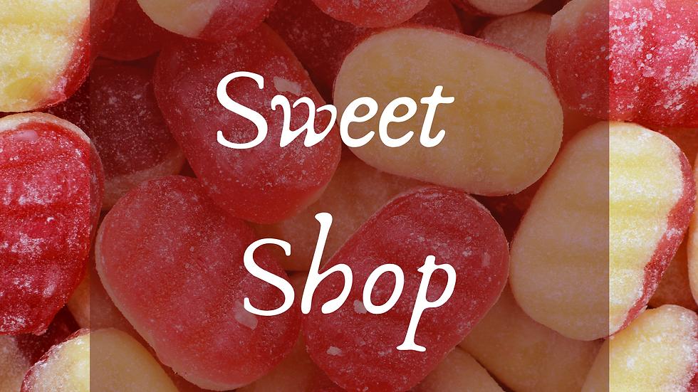 Sweet Shop Scented Salt