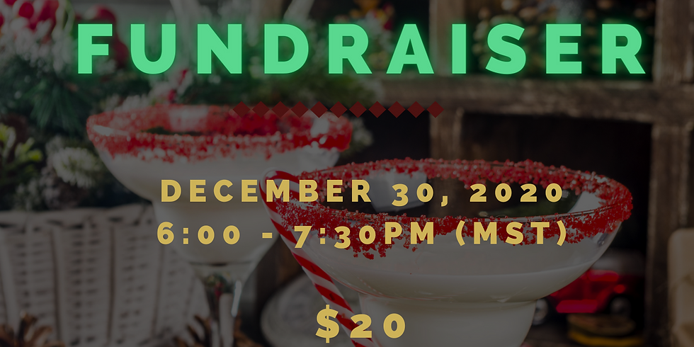 Holiday Cocktail Fundraiser!