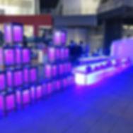 Light it up blue 川越