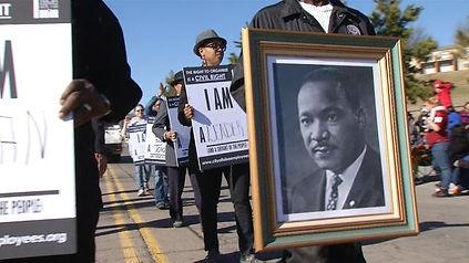 Tulsa MLK Parade