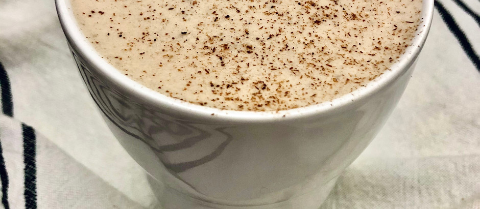 Gingerbread Protein Latte