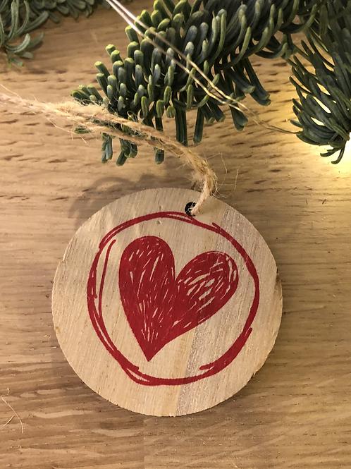 Sujet Noël #25 - Coeur