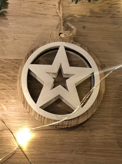 Sujet Noël #22 - Etoile