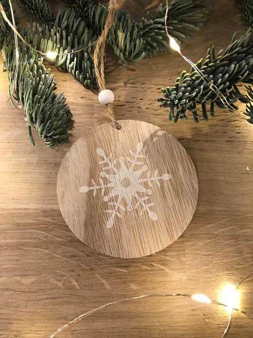 Sujet Noël #17 - Flocon