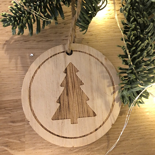 Sujet Noël #24 - Sapin