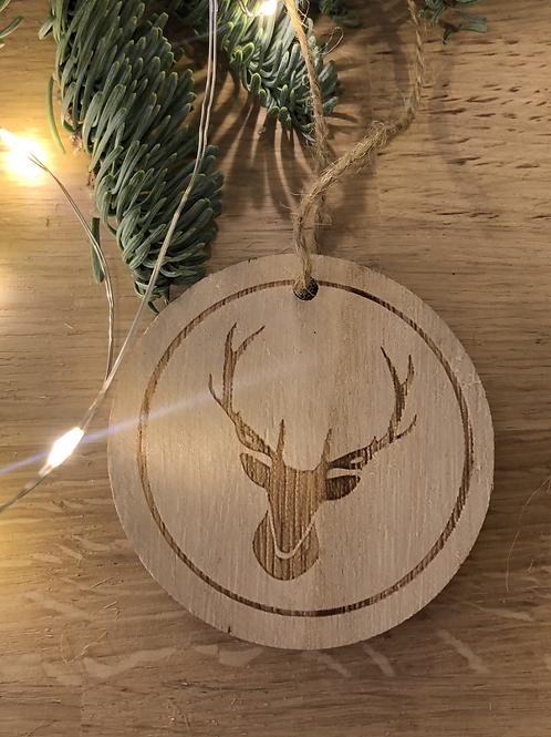 Sujet Noël #23 - Cerf