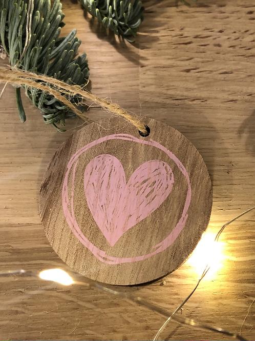 Sujet Noël #26 - Coeur