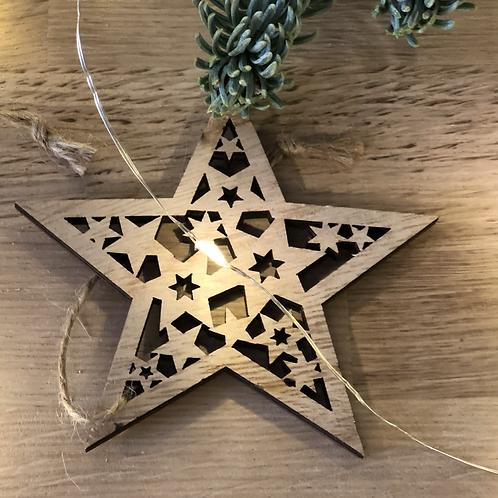 Sujet Noël #55 - Etoile