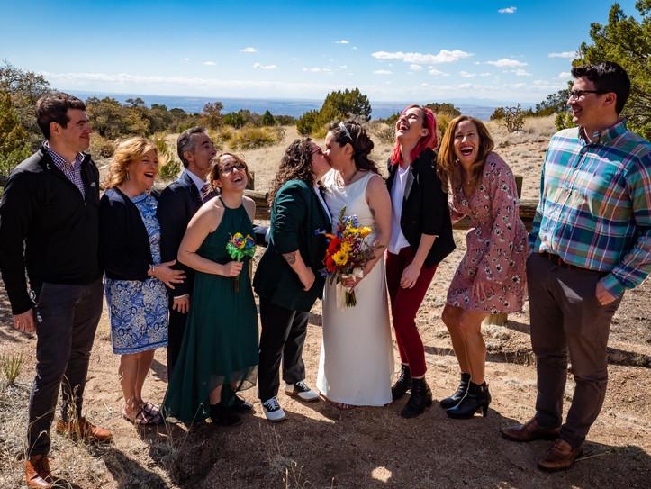 Amy & Courtney's Destination Wedding 5
