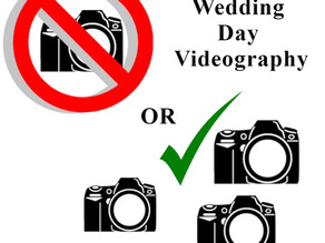 One Videographer? The answer is a hard NO.