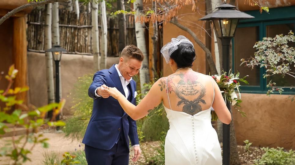 Amy & Courtney's Destination Wedding 8