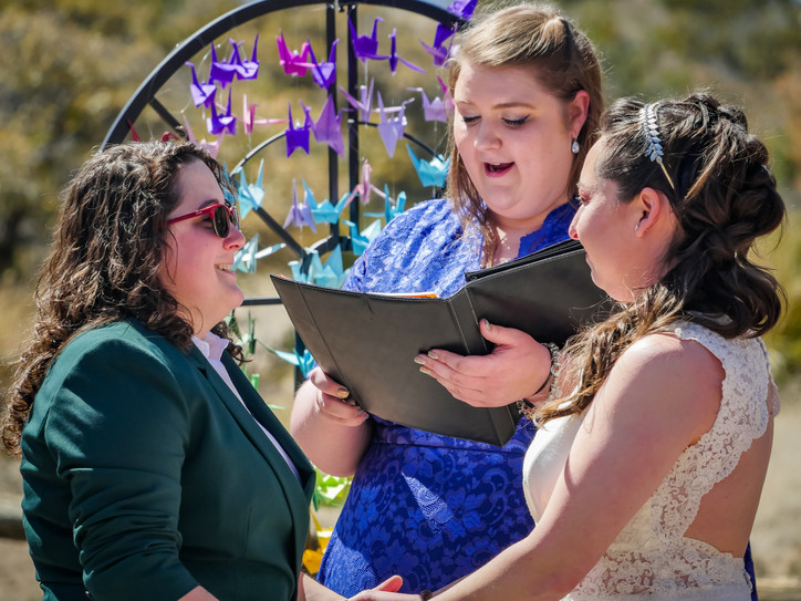 Amy & Courtney's Destination Wedding 3