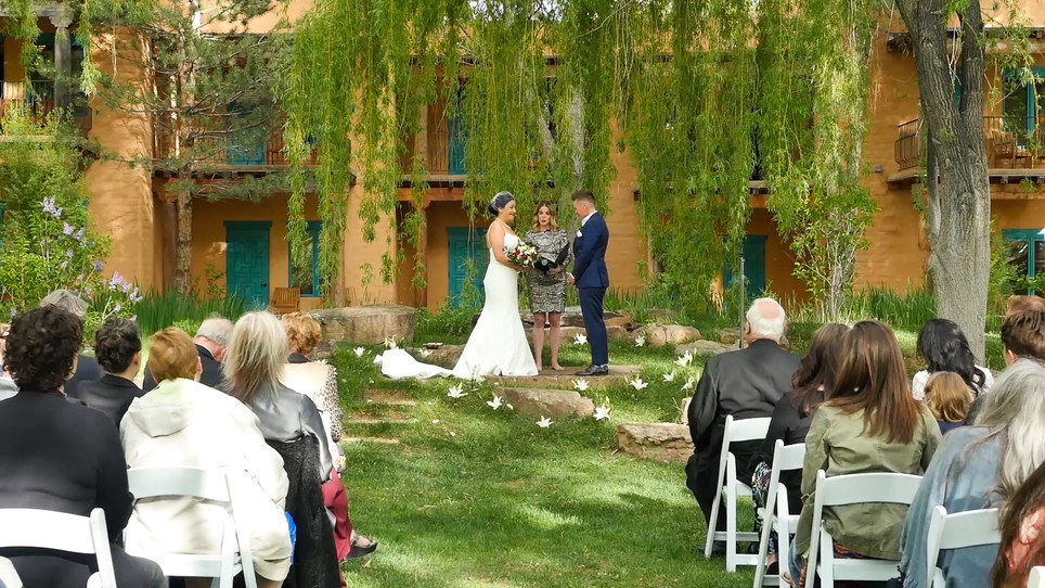 Amy & Courtney's Destination Wedding 11