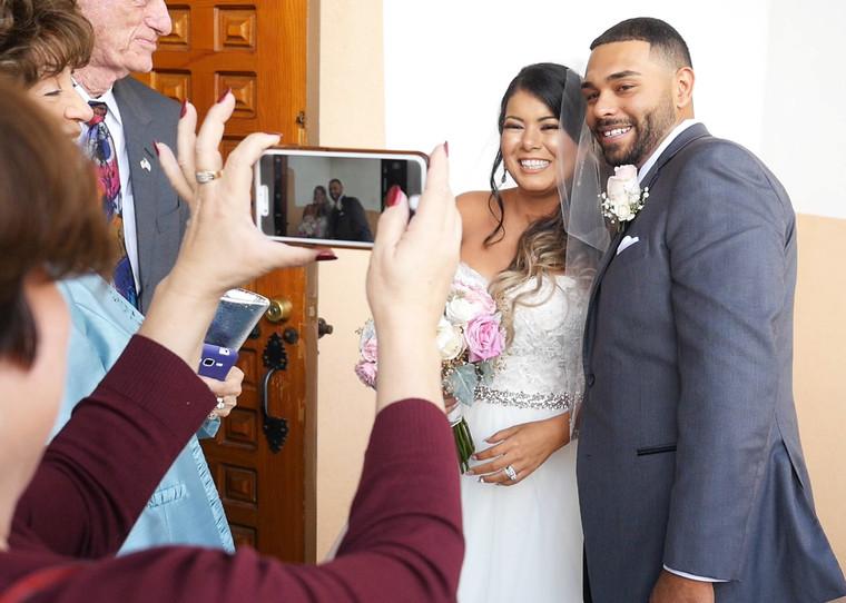 Vanessa & Ray's Sante Fe Wedding