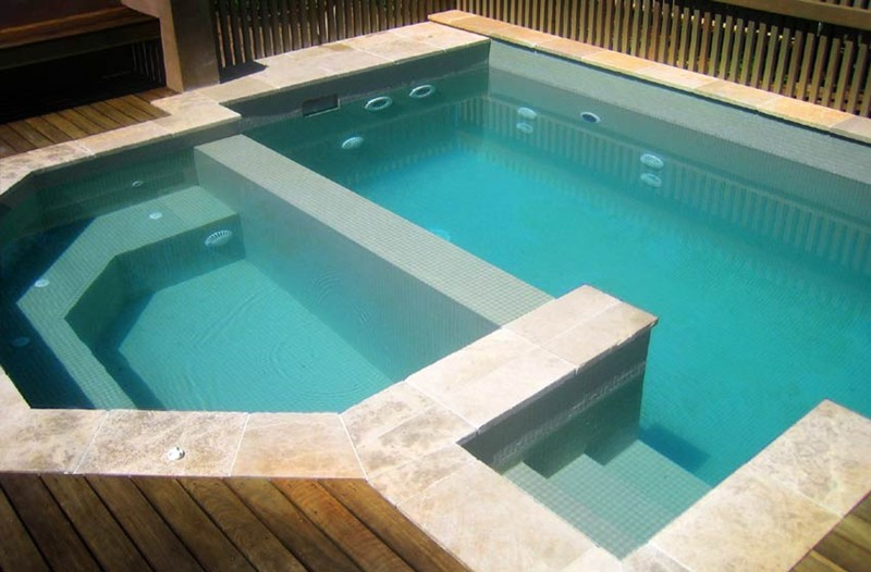 Hamill Pools: Spas