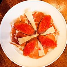 Jamon y Pan de Tomate