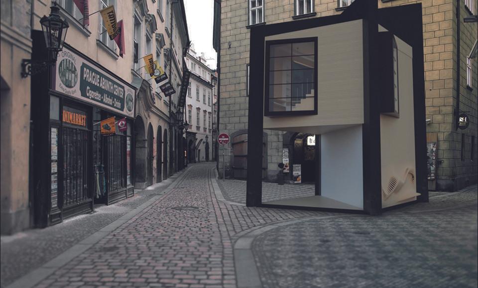 На улице Праги.jpg