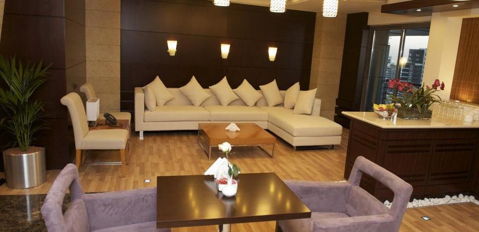 Grand Bellevue Hotel Apartment Dubai 13.
