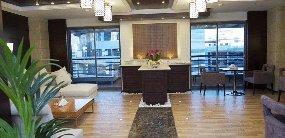 Grand Bellevue Hotel Apartment Dubai 19.