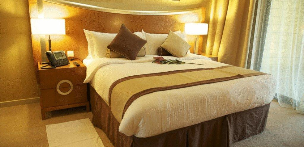 Grand Bellevue Hotel Apartment Dubai 22.